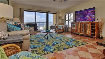 Photo for Endless Gulf Views and Exceptional Locale in Updated Indian Shores Property!