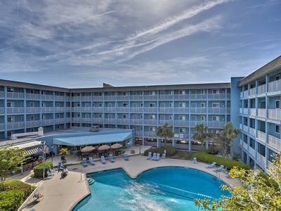 Photo for Resort Condo on Hilton Head w/ Pool, Walk to Beach