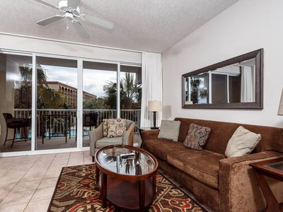 Photo for Destin West Resort - Gulfside 207: 1 BR / 2 BA condominium in Fort Walton Beach, Sleeps 4