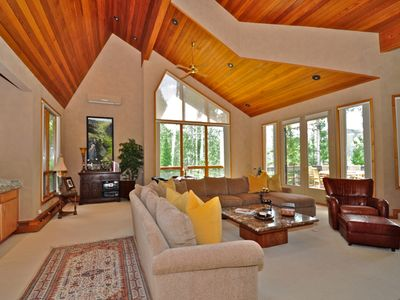 Photo for Ski-In/Ski-Out 5 Bedroom Right On Fanny Hill