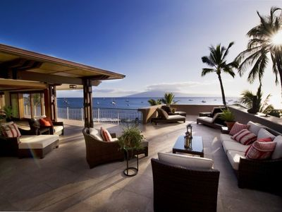 Photo for Luxury Oceanfront Rooftop Penthouse