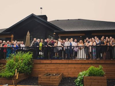Photo for Event or Wedding Charleswood Home Come Make Your Dream Day Happen At Our Home !!