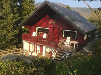 Photo for Chalet Grand Coo, a unique experience in a cozy setting