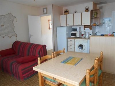 Photo for Apartment Saint-Hilaire-de-Riez, 1 bedroom, 4 persons
