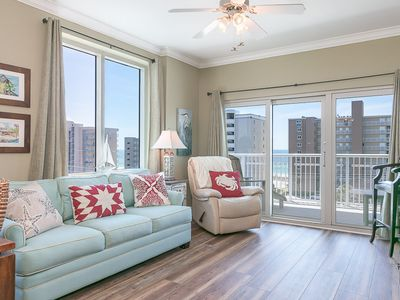 Photo for Crystal Tower #501: 2 BR / 2 BA condo in Gulf Shores, Sleeps 6