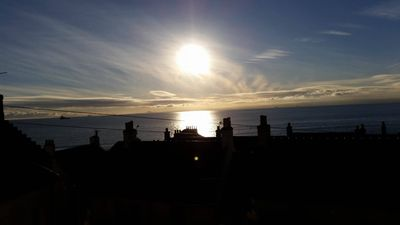 Photo for West Wemyss- two bedroom apartment with gorgeous views across Forth to Edinburgh