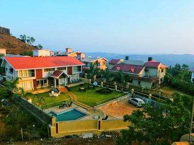 Photo for 6BR House Vacation Rental in panchgani, MH