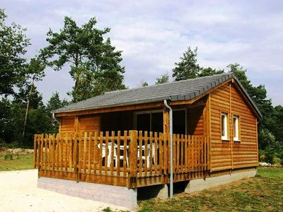Photo for Domaine du Lac Feyt *** - Chalet Forester 3 Rooms 4 People