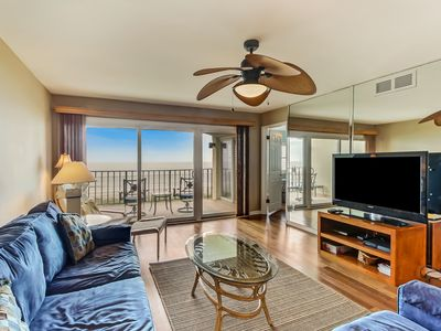Gorgeously Updated Amelia South Condo Breathtaking Views- Direct Oceanfront