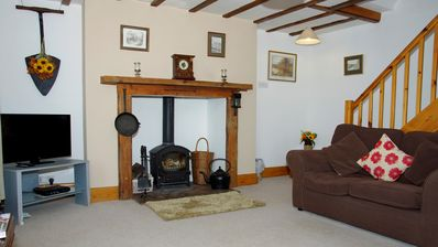 Photo for A two bedroom cottage with ensuite shower rooms