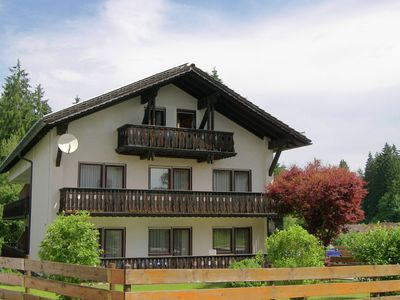 Photo for Spacious holiday apartment in the southern Bavarian Forest with balcony