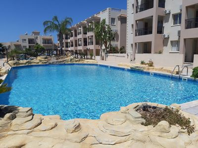Photo for 2 Bedroom, Groundfloor in Royal Seacrest, pool facing
