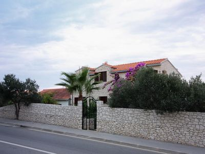 Photo for Apartment in Supetar (Brač), capacity 6+2