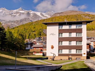 Photo for Holiday apartment Saas Fee for 1 - 6 persons with 2 bedrooms - Holiday apartment