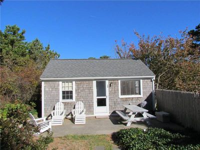 Photo for Chequessett Cutie: 2BD Cottage with A/C, Walk to Beach