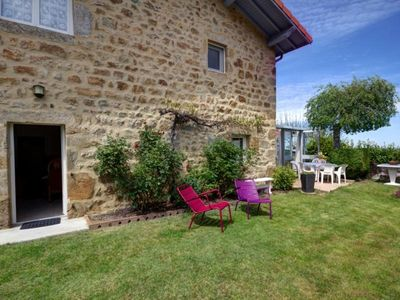 Photo for Gite MAROLS, 3 bedrooms, 6 persons
