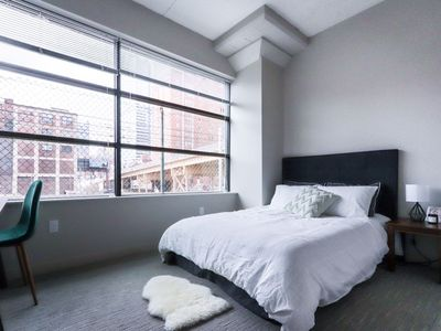Photo for Cozy & Convenient 1Br Apartment - Downtown