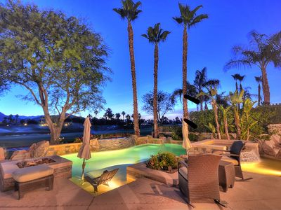 Photo for Stunning Rancho La Quinta golf course home