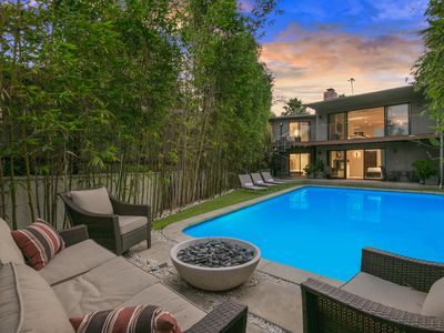 Photo for Private Mid-Century Oasis w/ Pool in Los Feliz