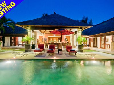 Photo for 3 Bedroom Villa8 in Central Seminyak;