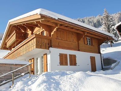 Photo for Apartment Isabelle in Lenk - 5 persons, 2 bedrooms