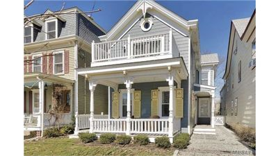 Photo for Enchanting home with beautiful bay views in the heart of Greenport Village