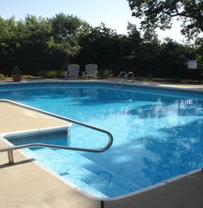 Photo for Private Heated In-Ground Pool | Elevated Views of Nature | 5 Min to Downtown