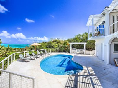 Photo for 4BR Villa Vacation Rental in Blue Mountain, Providenciales