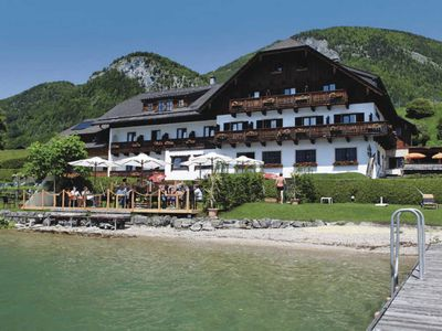 Photo for Standard Double Room with Balcony & Mountain View - HOTEL garni SEEHANG & Seelounge