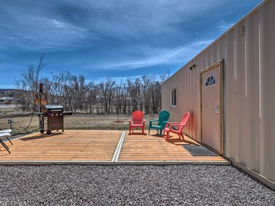 Photo for NEW! Eagar Tiny Home w/Patio - By White Mountains!