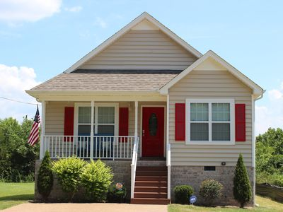 Photo for Sleeps 8, close to Downtown Nashville!