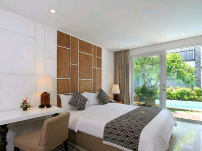 Photo for Convenient Location in Seminyak, 2 Unit of 1 BR Apartment, Cozy and Modern