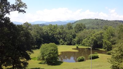 Photo for Come cool down in the lush green North Carolina mountains.