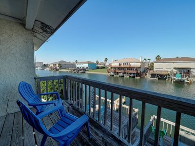 Photo for Fish off the back deck, take a dip in the pool or cruise your boat around!