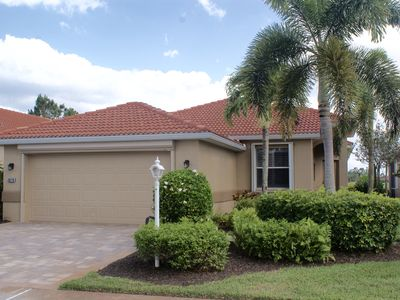 Home is  situated in a beautiful established community