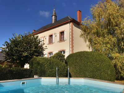 Photo for Enjoy your holiday in a former school in the French Limousin