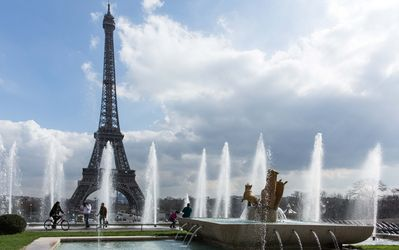 Photo for AIRCON&LUXURY, elevator, view, 1000 ft2, Eiffel Tower