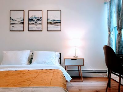 Photo for Allston Vacation Rental. 3 Bedrooms, 2 Baths ★FREE Parking★ Walk to Harvard U