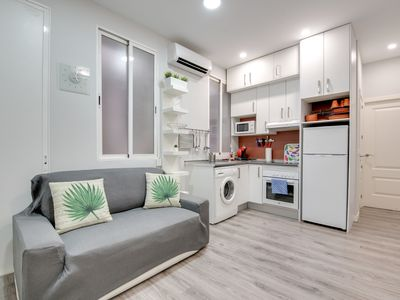 Photo for Lovely 1Bed Flat near Madrid centre, 5mins to tube