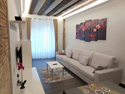 Photo for 2BR Condo Vacation Rental in Pamplona, Navarra