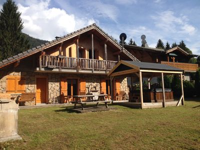 Photo for Stunning Chalet in St Jean d'Aulps - with quick access to Portes Du Soleil