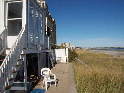 Photo for 2 Bedroom Beach Front Apartment