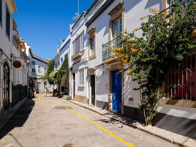 Photo for Renovated 2 room holiday apartment in the center of Tavira