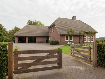 Photo for Luxurious holiday home in the middle of the Leenderbos nature reserve, near quiet Leende