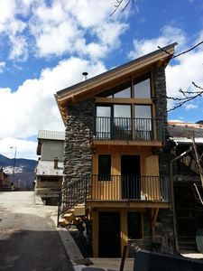 Photo for CHARMING CHALET 3 starVignotan Courchevel Meribel Brides les bains ski, cure