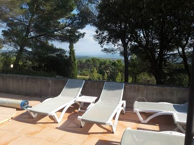 Photo for Holiday house Provence in the south luberon