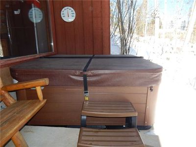 Photo for Cancel for Free Winter Park Retreat w/Private Hot Tub