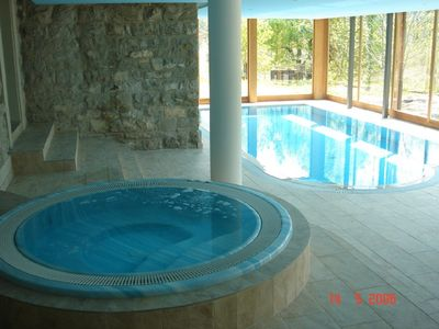 Photo for Luxury Apartment, Panoramic Mountain Views, 5 * Facilities - 4 Bedroom