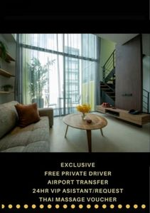 Photo for center&shoppings area hidden modern high quality duplex •wofi•bts siam