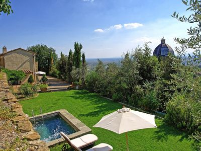 Photo for CHARMING FARMHOUSE near Cortona with Pool & Wifi. **Up to $-454 USD off - limited time** We respond 24/7